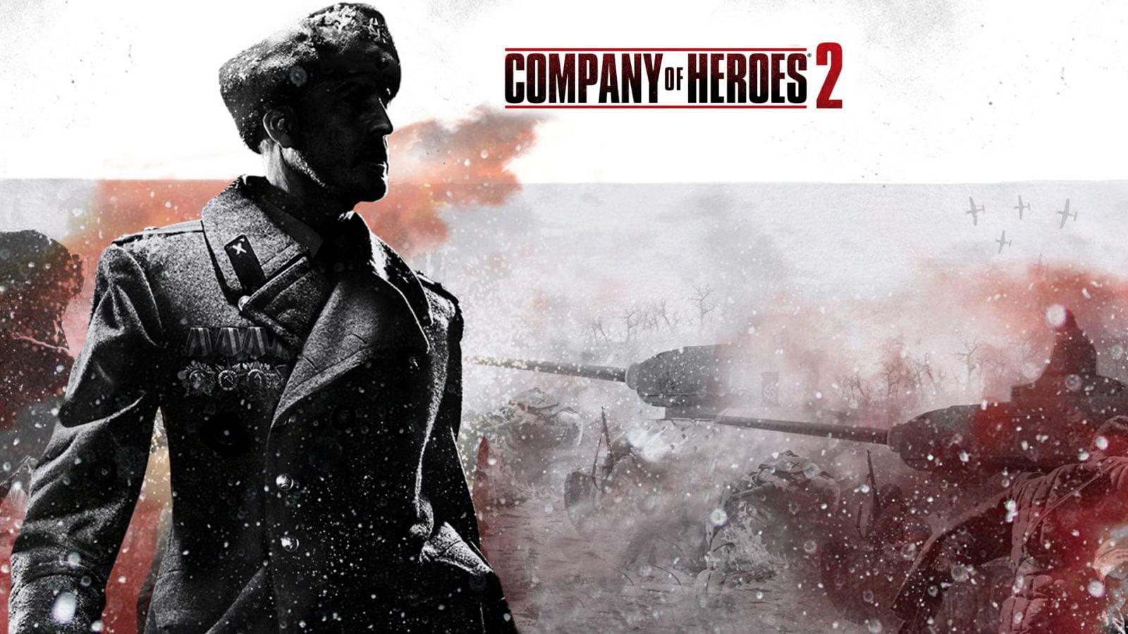 Company Heroes 2 Geliyor