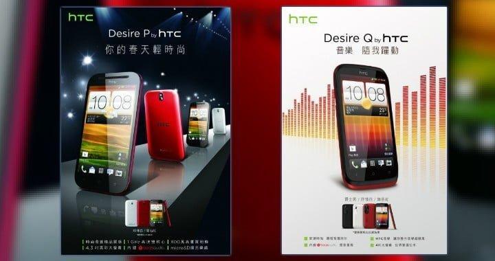 HTC'nin Bize İki yeni sürprizi var