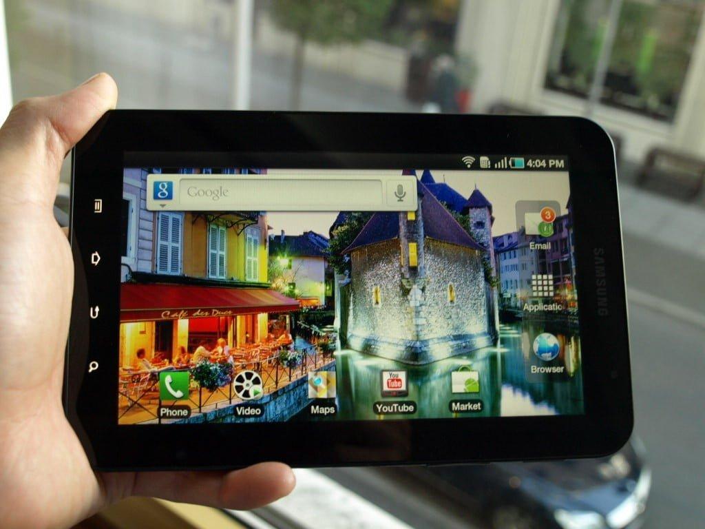 Tabletler'de Android Öne Geçti