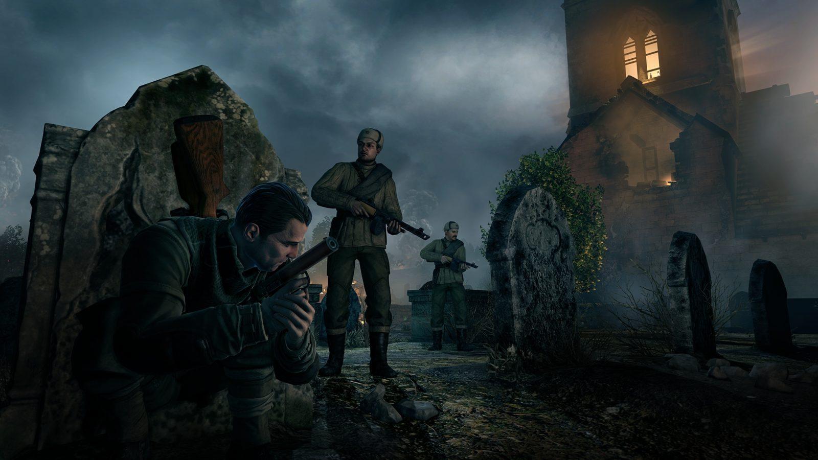 Sniper Elite 3 Geliyor