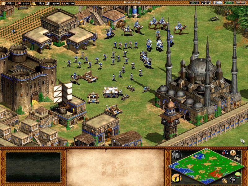 Age of Empires Ceplere Geliyor