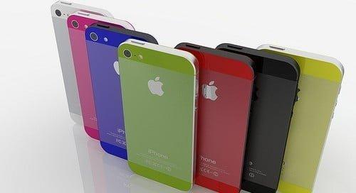 iPhone 5S'ten Yeni Görüntüler