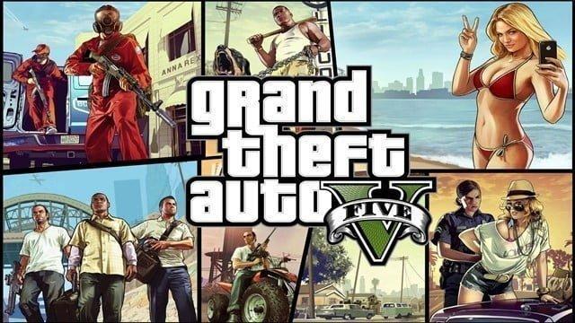 GTA 5'in Oynanış Videosu Yayınlandı