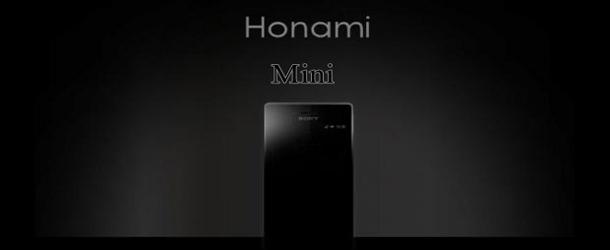 Sony Honami Mini'nin Fotoğrafı Sızdı