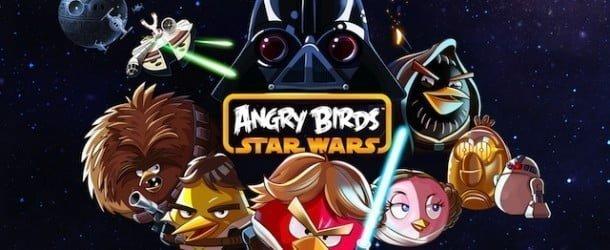 Angry Birds Star Wars 2 Hazır