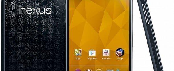 Nexus 4 Stoğu Tükendi