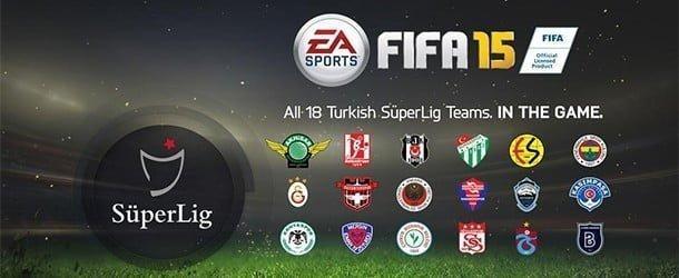 FIFA 2015'den Türkiye'ye Süper Haber !