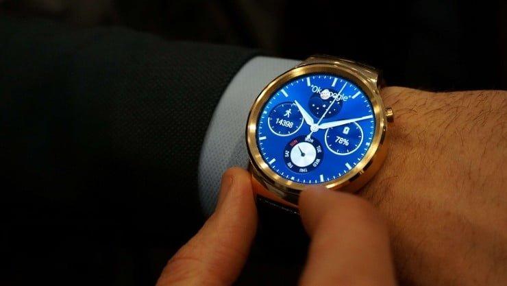 Huawei Watch Ortaya Çıktı
