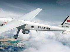 """Vestel'den İnsansız Hava Aracı """"KARAYEL"""""""