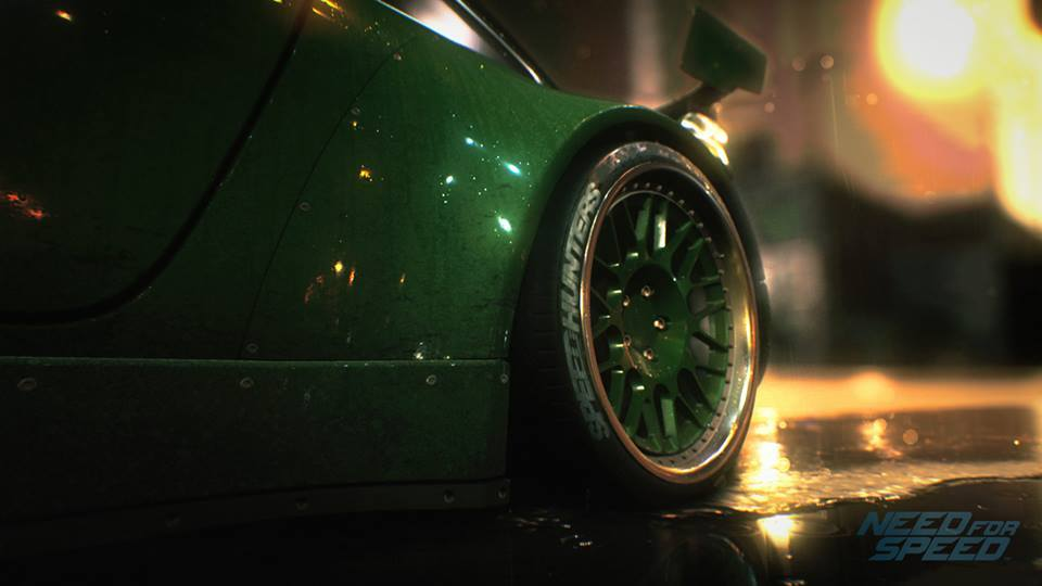 Need for Speed Sil Baştan Geliyor