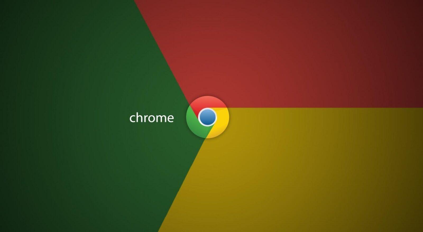 Chrome Kullananlar Dikkat !