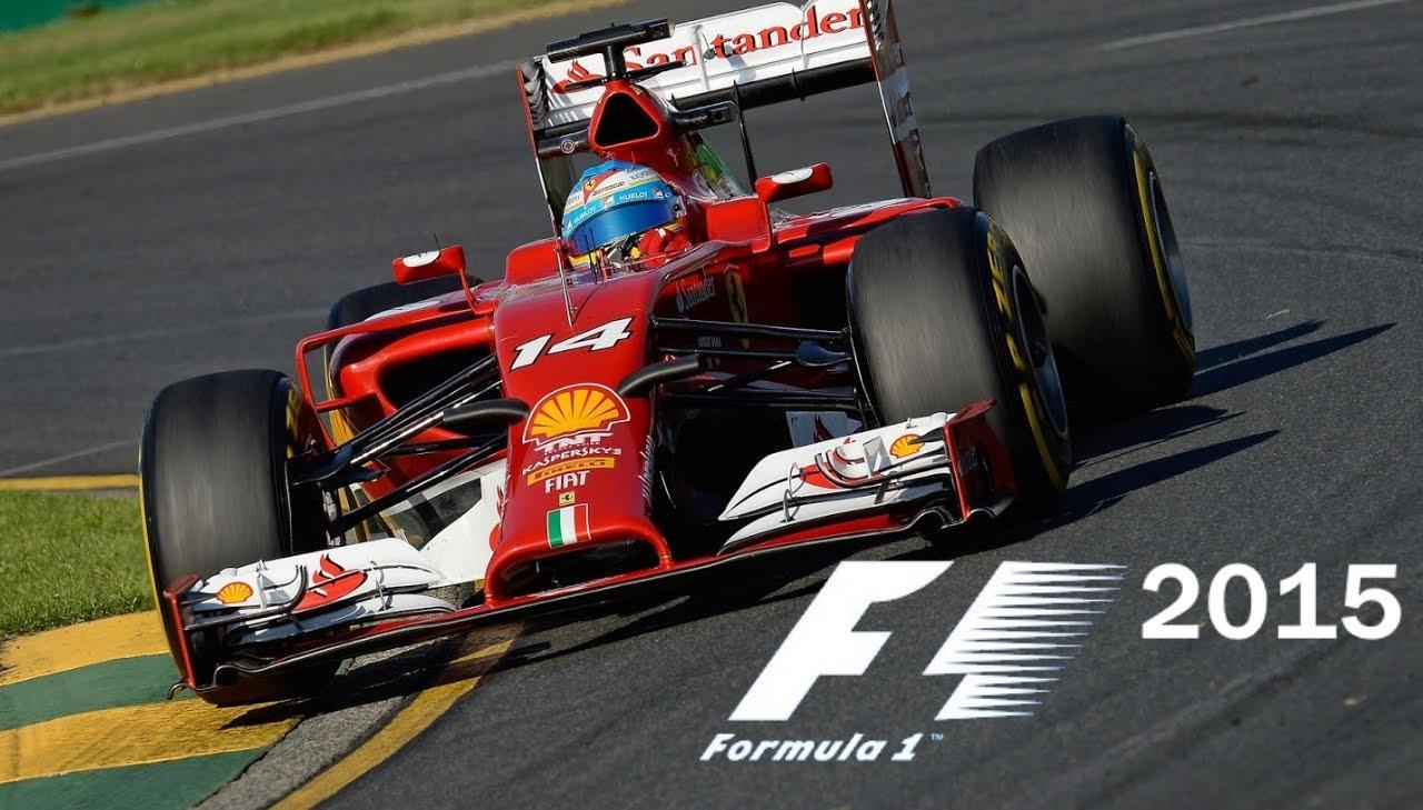 F1 2015 Ertelendi !