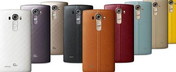 LG G4'ün Özellikleri