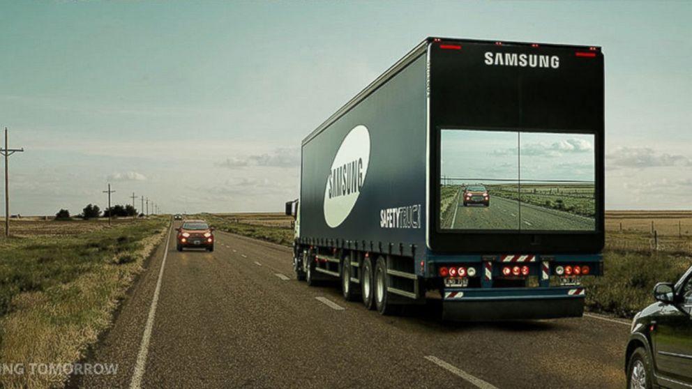 Samsung'dan Kazayı Önleyen Proje
