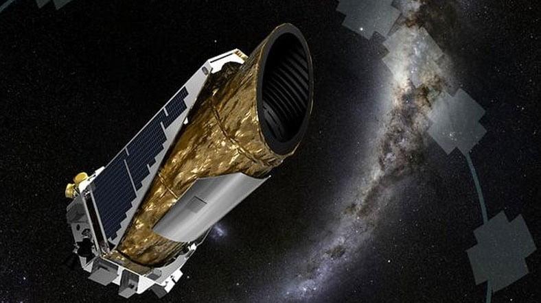 NASA Dünya'ya Benzeyen Bir Gezegen Keşfetti