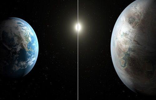 Dünya'ya Benzeyen Gezegen