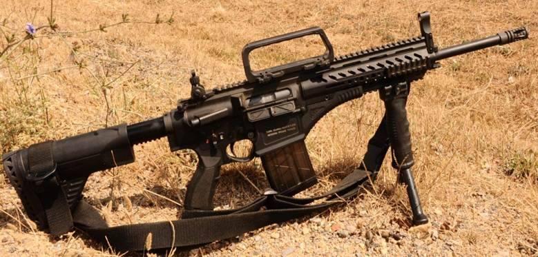 Milli Piyade Tüfeği MPT-76 Seri Üretime Geçiyor