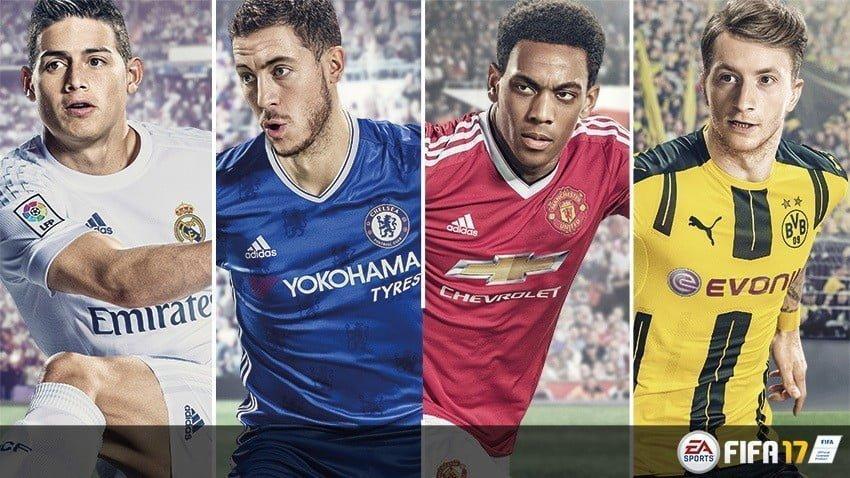 FIFA 17 Duyuruldu Ne Zaman Çıkıyor ?
