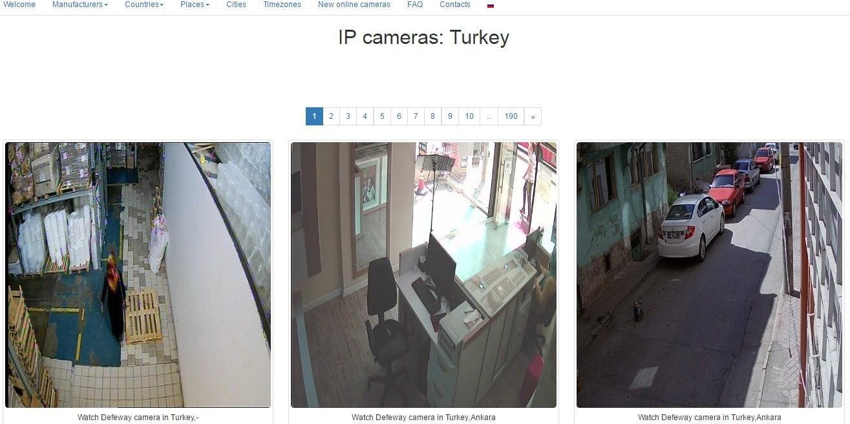 insecam-kameralar