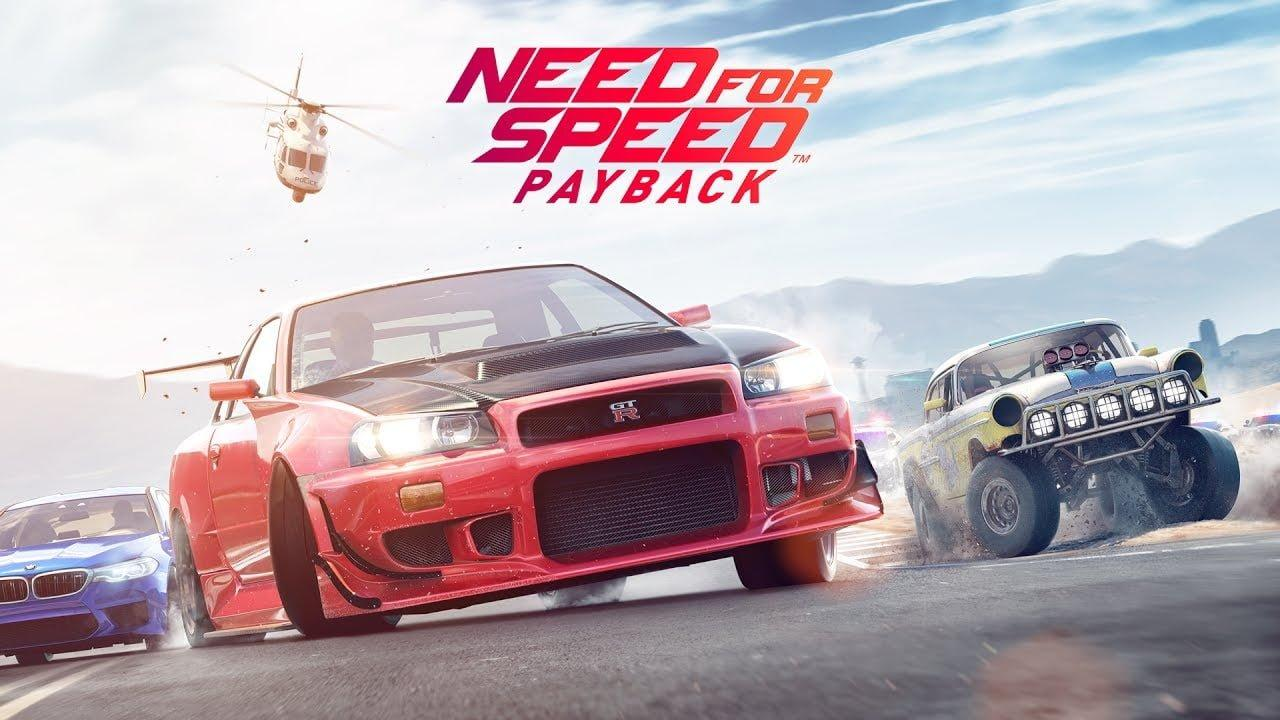 Need for Speed Payback'ten nefes kesen fragman !