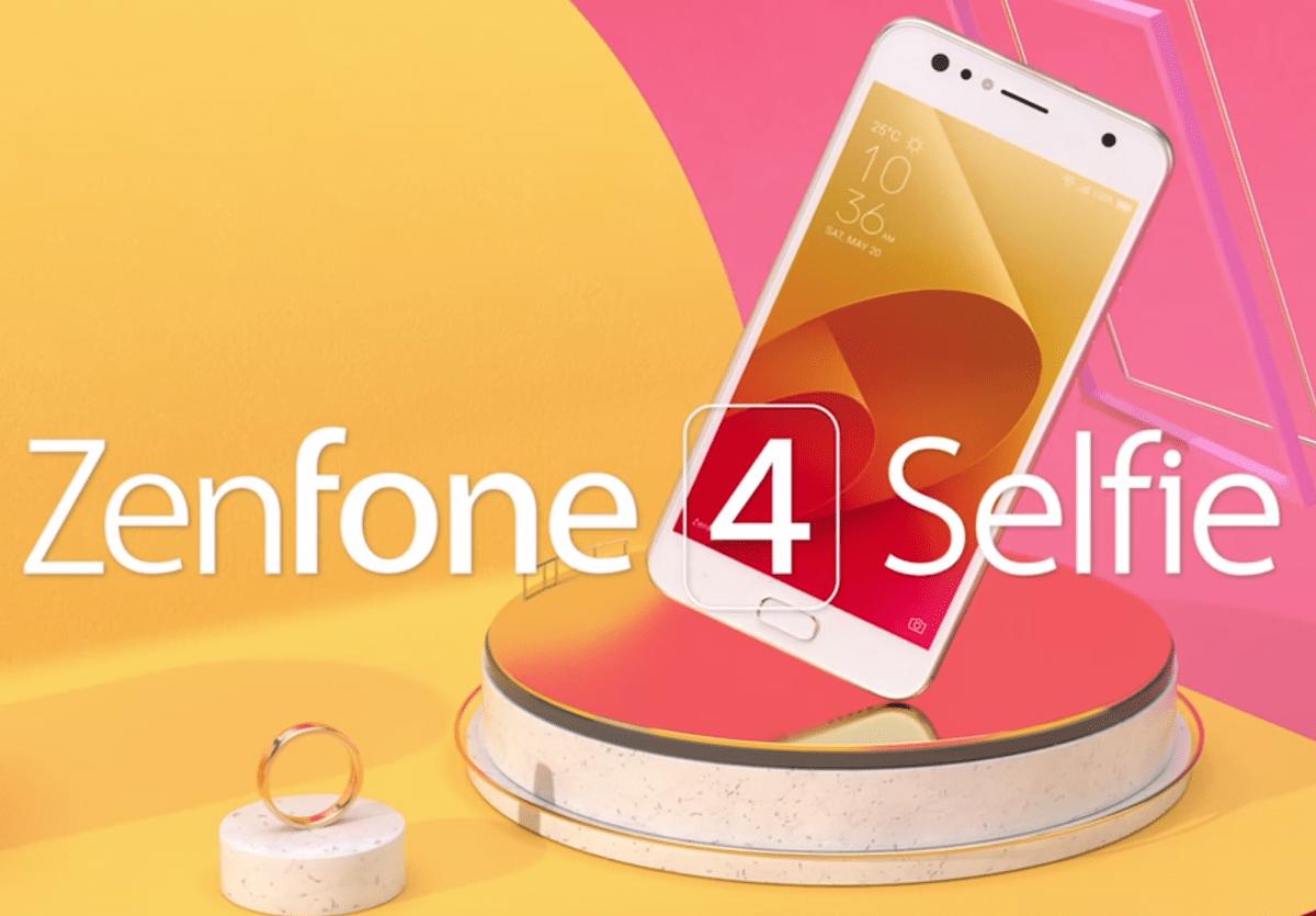 Asus Zenfone 4 Selfie Lite Tanıtıldı!