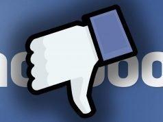 Facebook'a 'beğenmedim' butonu geliyor