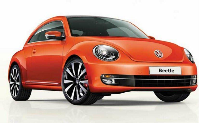 Volkswagen Beetle'nin üretimini durdurdu