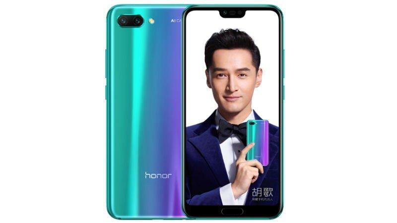 Honor 10 Tanıtıldı, Fiyatı ve Özellikleri Neler ?
