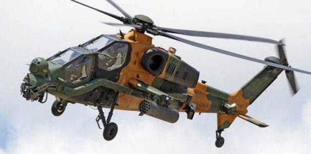 Jandarma'ya 3 T129 ATAK