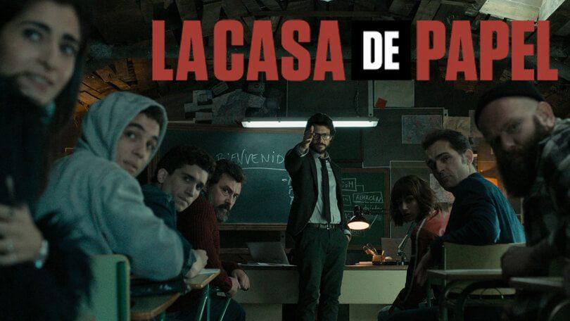 La Casa de Papel 3.sezon onay aldı!