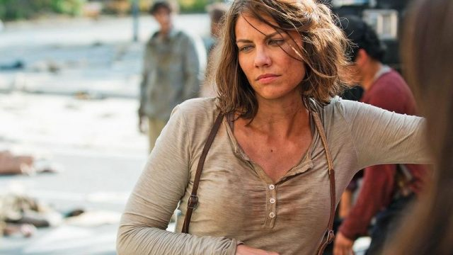 Lauren Cohan The Walking Dead'a geri dönüyor !