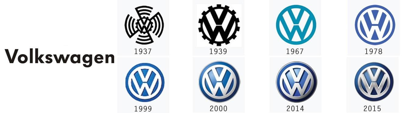 Volkswagen Logosunu Değiştiriyor
