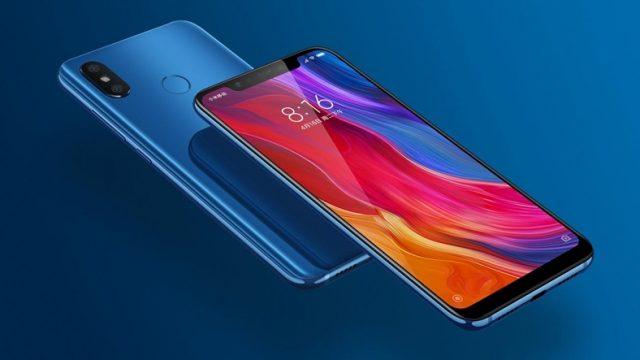 Xiaomi Mi 8 rekor kırdı!