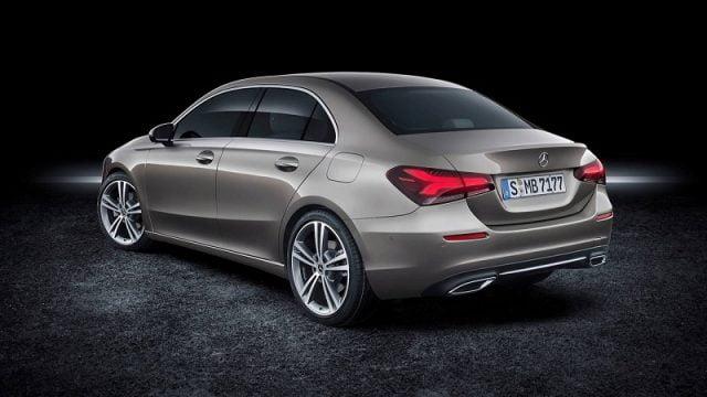 2018 Mercedes A Serisi Sedan huzurlarınızda!