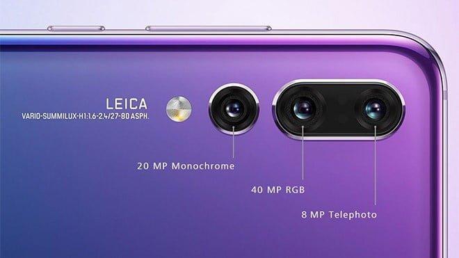 Huawei P20 Pro'nun kamerası için güncelleme geldi!