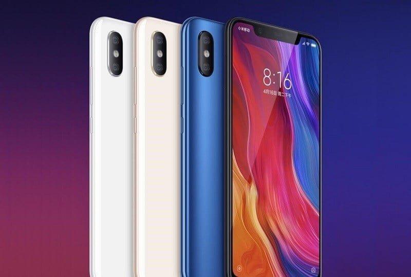 Xiaomi Mi 8 Hepsiburada'da satışa sunuldu!