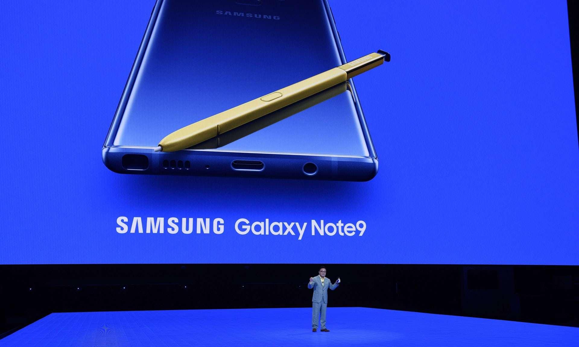 Samsung Galaxy Note 9 tanıtıldı!, Fiyatı ve özellikleri neler ?