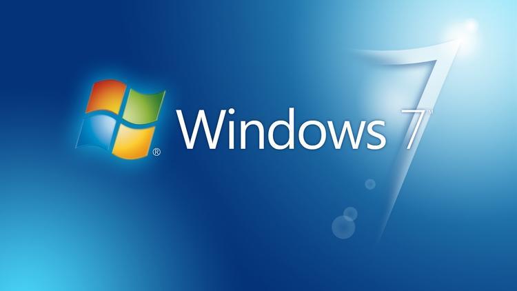 Windows 7 için yolun sonu!
