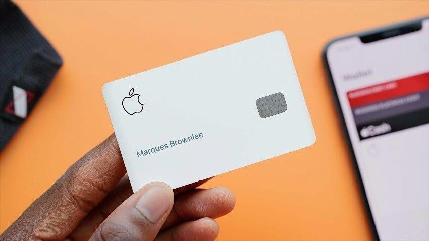 Apple'ın kredi kartı Apple Card kullanıma sunuldu!