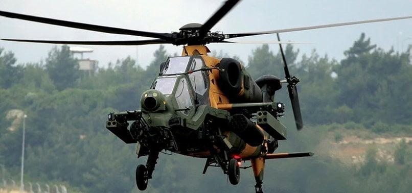 TUSAŞ'tan yeni T129 ATAK teslimatı!