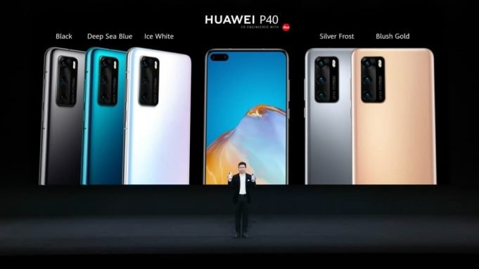 Huawei P40 tanıtıldı fiyatı ve özellikleri neler ?