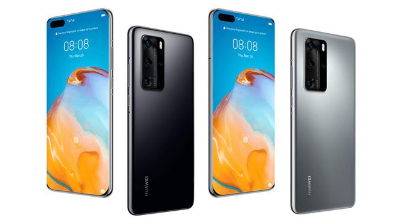 Huawei P40 Pro ve P40 Pro Plus tanıtıldı !