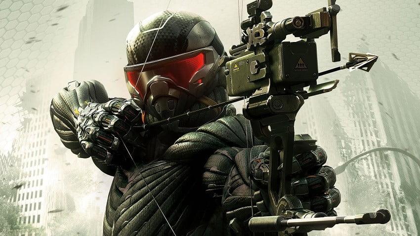 Crysis'ten şaşırtan paylaşım yeni oyun mu geliyor ?
