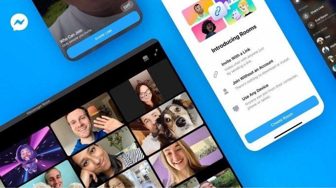 Zoom'a rakip çıktı: Facebook Messenger Rooms