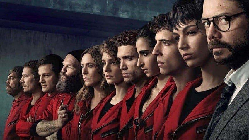 La Casa De Papel'den 5.sezon ne zaman geliyor ?