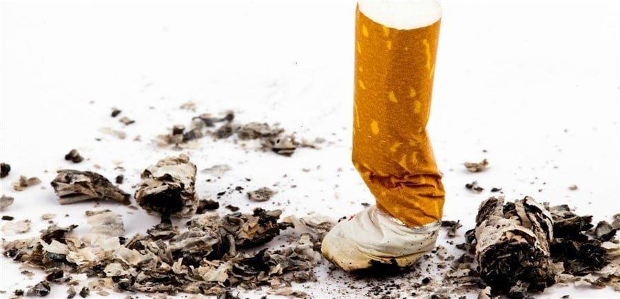 Nikotin koronavirüsün önüne geçiyor mu ?