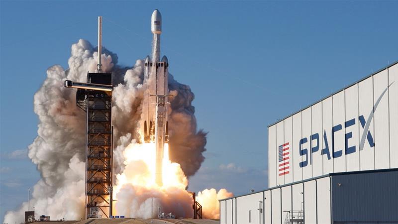 SpaceX, 60 uydu daha gönderdi!