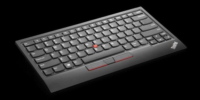 Lenovo yeni ThinkPad klavyesini tanıttı!