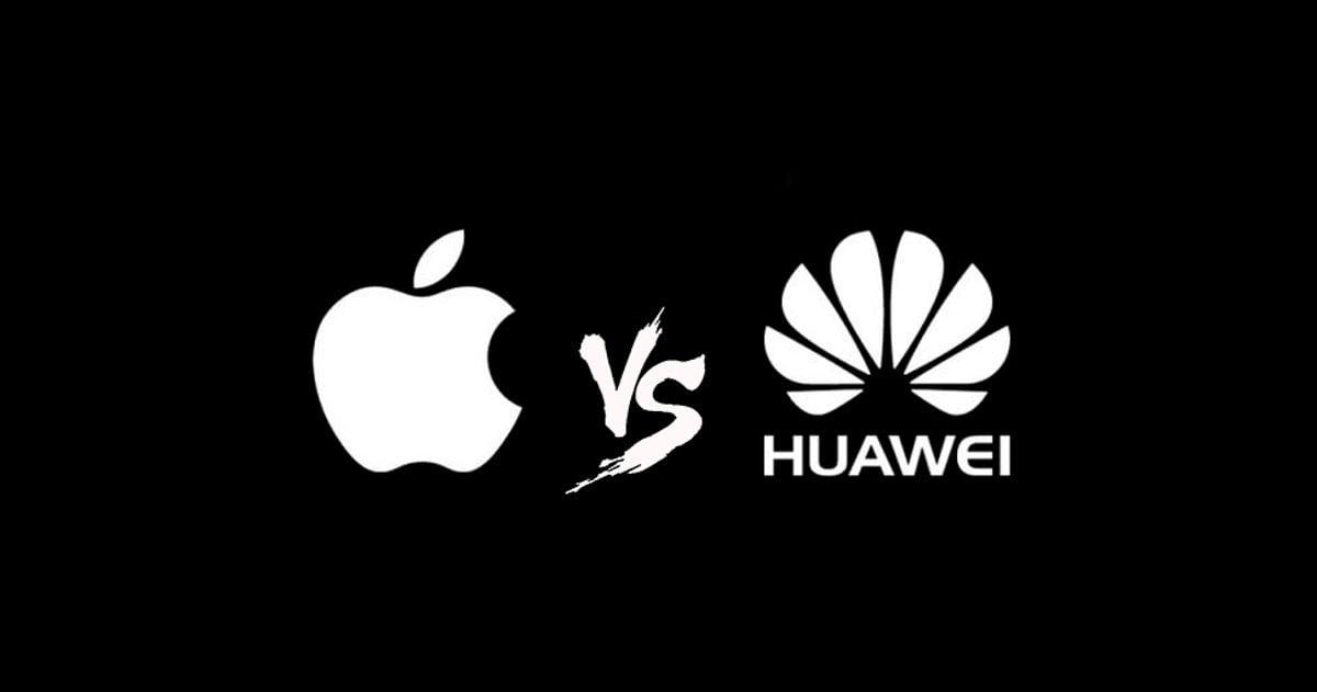 Huawei, Apple Rekabeti Kızışıyor