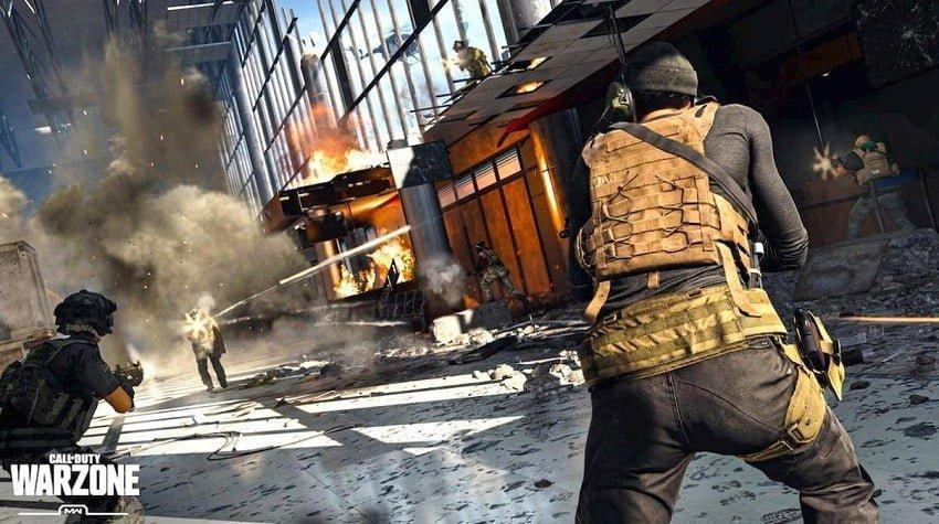 Call of Duty: Warzone için Duos Modu Geldi